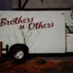 Ford.B&O.Van in the 90s